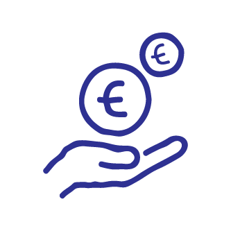 Geldproblemen